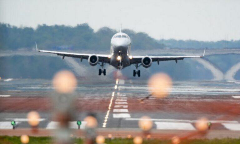 «Ελευθέριος Βενιζέλος»: Αίσιο τέλος στο θρίλερ με το αεροπλάνο - Προσγειώθηκε χωρίς προβλήματα