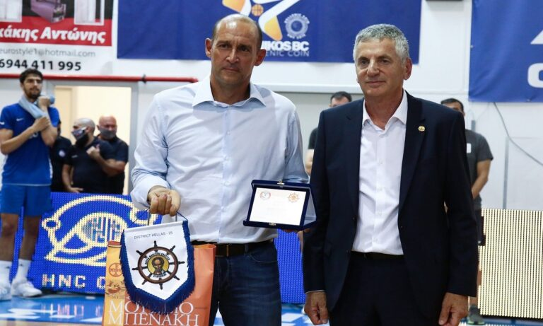 Παναγιώτης Αγγελόπουλος: «Θα είναι μεγάλη σεζόν»