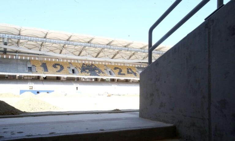 ΑΕΚ: «Σε ένα χρόνο, θα παίζουμε στο γήπεδό μας!» (pics)