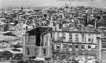 Η καταστροφή της Άγκυρας [Αύγουστος 1916] – Πρόδρομος των καταστροφών της Σμύρνης και της Κωνσταντινούπολης.