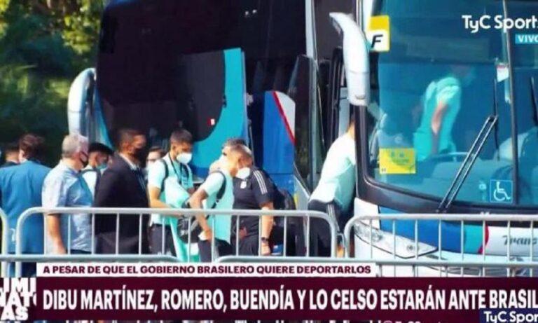 Βραζιλία – Αργεντινή: Μπάχαλο λίγο πριν τη σέντρα – Απειλή για διπλωματικό επεισόδιο!