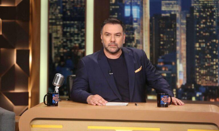 Γρηγόρης Αρναούτογλου: Δεν θα πιστέψετε ποιος θα είναι ο συμπαρουσιαστής έκπληξη στο The 2Night Show φέτος!