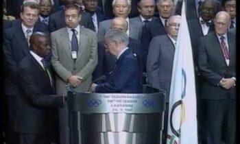 Σαν Σήμερα: Η Αθήνα ανακοινώνεται διοργανώτρια πόλη των Ολυμπιακών Αγώνων του 2004