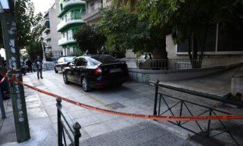 Η Αθήνα και δη η Λεωφόρος Αλεξάνδρας είχαν αναστατωθεί από τους πυροβολισμούς (photo από το σημείο)