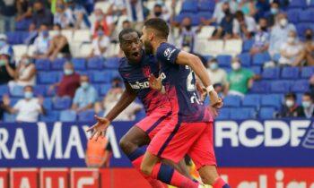 Η Ατλέτικο Μαδρίτης κατάφερε χάρη σε μια απίστευτη ανατροπή να φύγει από τη Βαρκελώνη και την έδρα της Εσπανιόλ με τους τρεις βαθμούς για την 4η αγωνιστική της La Liga.