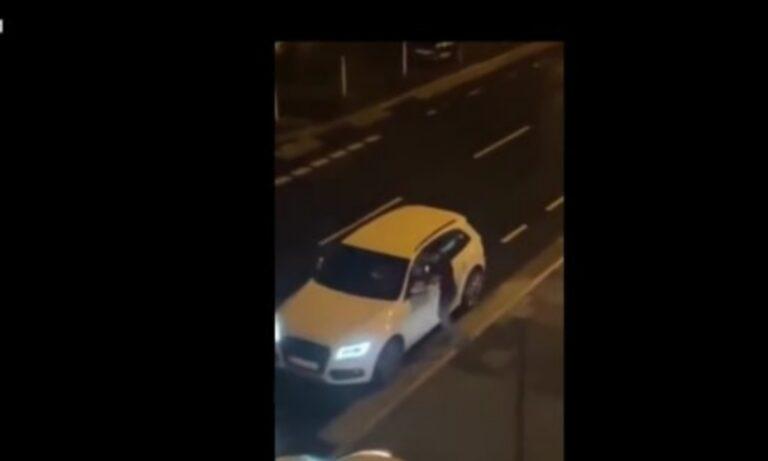 Viral – Απίστευτο: Ζευγάρι Ελλήνων τσακώνεται στη Γερμανία και η γυναίκα του τρακάρει το αυτοκίνητο (video)