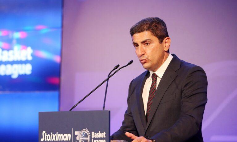 Αυγενάκης: «Η ποινή στις ΚΑΕ θα είναι από 3 έως 5 βαθμούς»