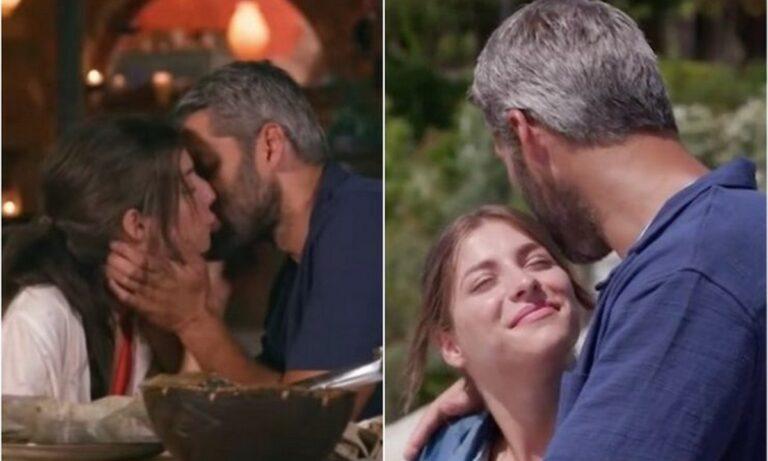 Bachelor: Ο Αλέξης φίλησε την Άννα από την Κύπρο (vid)