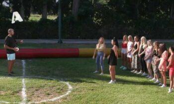 Το Bachelor μετατράπηκε σε ποδοσφαιρικό αγώνα!