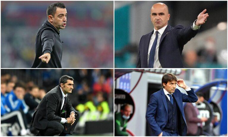 MEGA POLL: Ποιος θα είναι ο επόμενος προπονητής της Μπαρτσελόνα;