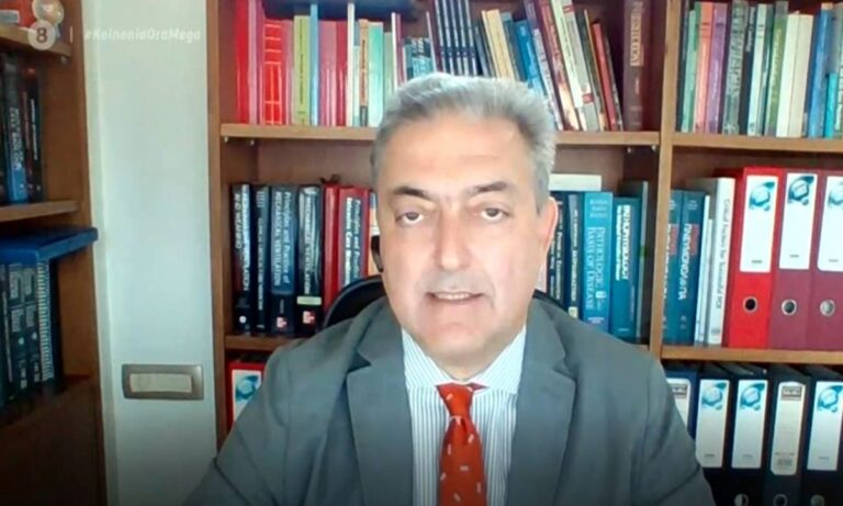 Θεόδωρος Βασιλακόπουλος: Τα «έβαλε» με τον Ελληνικό λαό και παραδέχθηκε πως οι εμβολιασμοί είναι ένα πείραμα! (vid)