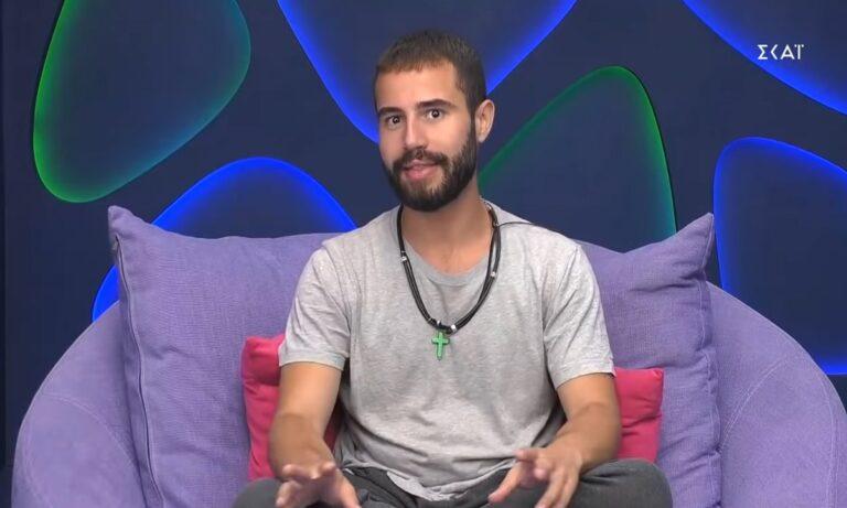 Big Brother: Χαμός μέσα στο σπίτι – Τρελό… κράξιμο από τον Ισίδωρο!