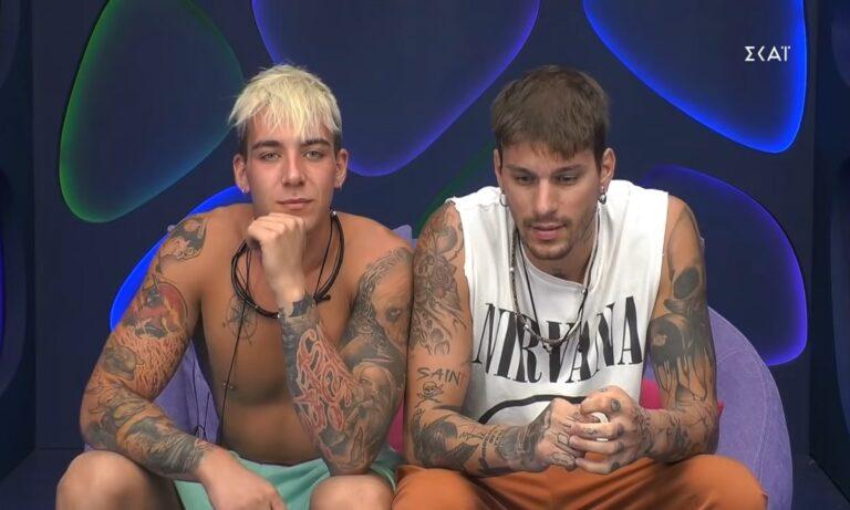 Big Brother: Με το ένα πόδι εκτός Στηβ και Παναγιώτης – Το deal με τα λεφτά!