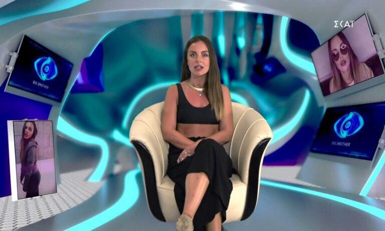 Big Brother-Ευδοκία: Θα πάθετε πλάκα με το σπίτι της