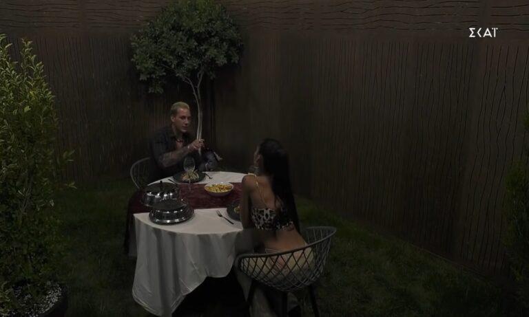 Big Brother: Οι υποψήφιοι προς αποχώρηση και το ρομαντικό δείπνο που έγινε μαντάρα!