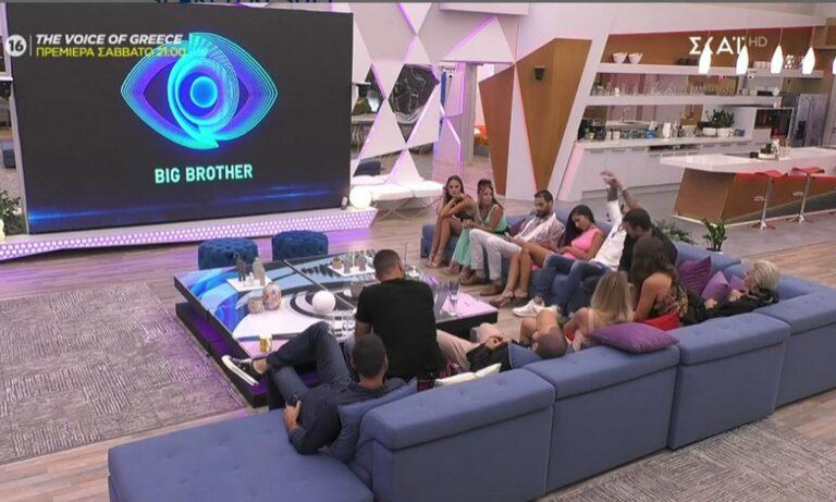 Big Brother 17/9 – Επιβεβαίωση: Αυτός ο παίκτης αποχώρησε!