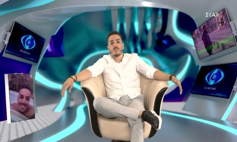 Big Brother: Ξεσπάθωσε ο Μελέτης – «Η αποχώρηση μου ήταν άδικη»