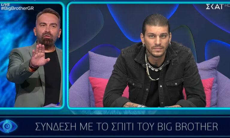 Big Brother Στιβ : Πανικός στο live για αυτό που είπε για τις γυναίκες (video)