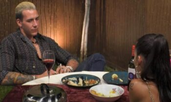Big Brother spoiler: Το ρομαντικό δείπνο της Ανχελίτα και του Παναγιώτη φέρνει τριγμούς στη σχέση τους (vid)