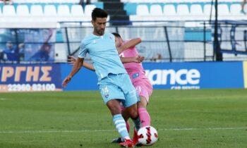 Ιωνικός: Aπό το... παράθυρο μπήκε 11άδα ο Αλμπέρτο Μπουένο στο ματς με τον ΠΑΣ Γιάννινα, αλλά την σπατάλησε την ευκαιρία του ο Ισπανός!