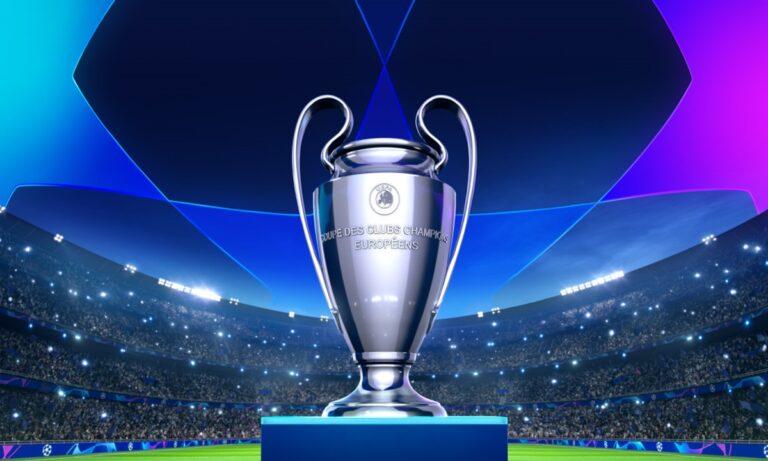 Champions League: Πέντε προτάσεις με απόδοση 32.00!