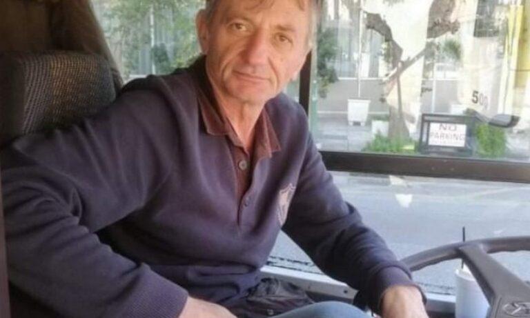 Ανείπωτη θλίψη: Έφυγε από ανακοπή καρδιάς ο 56χρονος οδηγός του ΟΑΣΑ Χρήστος Αδαμόπουλος