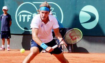 Στέφανος Τσιτσιπάς: Η απουσία του από το Davis Cup δεν είναι οριστική.
