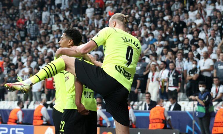 Champions League: «Πιστολέρο» Χόλαντ, παραμυθένια πρεμιέρα για Σέριφ (Vids)