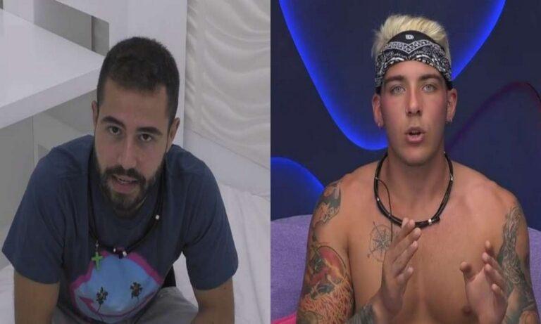 Big Brother: Ένταση ανάμεσα σε Παναγιώτη και Ισίδωρο με τους τόνους να ανεβαίνουν! (vid)