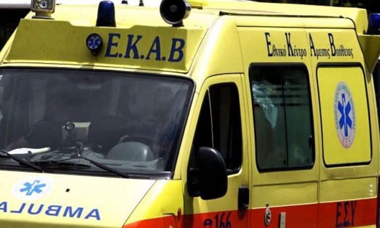 Ελευσίνα: Σοκ από πτώση άνδρα από τον 3ο όροφο οικοδομής στην μέση του δρόμου!