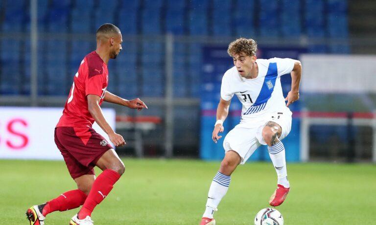 Ελβετία – Ελλάδα 2-1 (ΤΕΛΙΚΟ)
