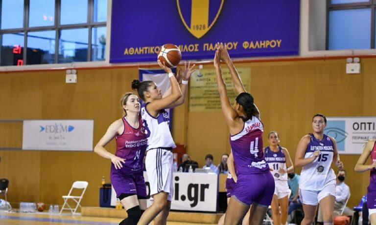 Eurocup Γυναικών: Δύσκολα στην επόμενη φάση Νίκη Λευκάδας και Ελευθερία Μοσχάτου