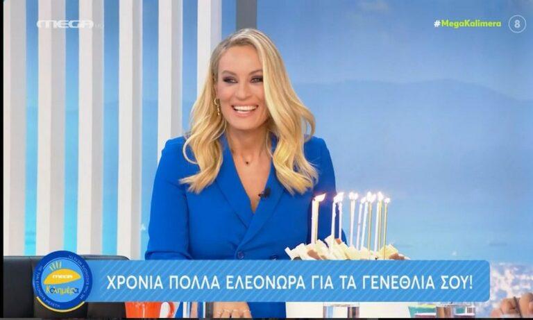 Ελεονώρα Μελέτη: Αποκάλυψε πόσο χρονών είναι την ημέρα των γενεθλίων της