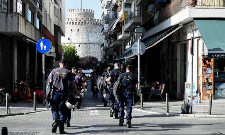 ΔΕΘ 2021: 5.500 αστυνομικοί για να «προστατέψουν» τον Κυριάκο Μητσοτάκη…παρόλο που κερδίζει στις δημοσκοπήσεις
