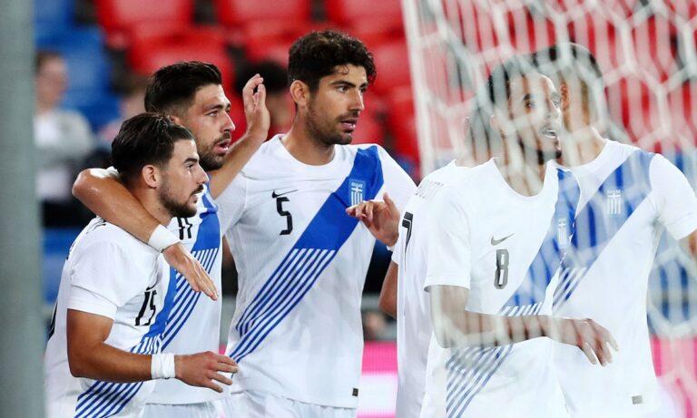 Ελβετία – Ελλάδα 2-1: Έχασε αλλά έδειξε έτοιμη για τα προκριματικά του Μουντιάλ η Εθνική