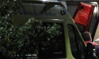 Το τροχαίο στα Ψαχνά στην Εύβοια αποδείχθηκε θανατηφόρο (φωτό αρχείου)