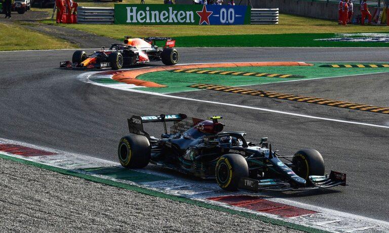 Formula 1: Πρωτιά Μπότας στο sprint, αλλά η pole position στον Φερστάπεν