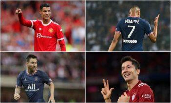 Forbes: Αυτοί είναι οι 10 πιο ακριβοπληρωμένοι ποδοσφαιριστές - Οι θέσεις των Μέσι - Ρονάλντο