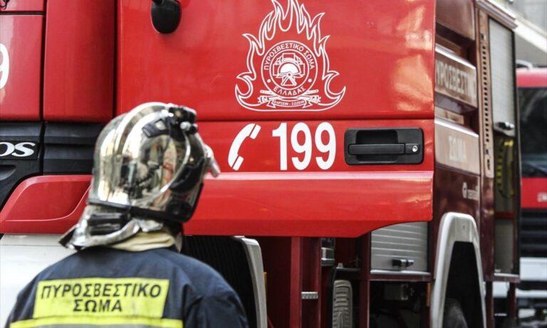Αθήνα: Μεγάλη φωτιά στον Ελαιώνα!