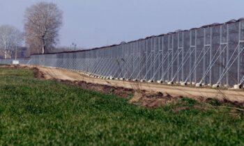 Ελληνοτουρκικά: «Οι Έλληνες έφτιαξαν τοίχος στον Έβρο για να μην περάσουν τα Τουρκικά τανκς»!