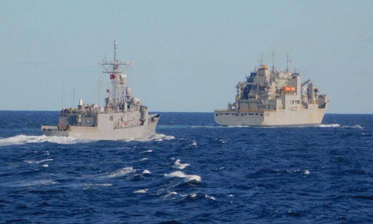Τουρκικά ΜΜΕ: «Η Γαλάζια πατρίδα είναι αδιαπέραστη» – Τι λένε για το επεισόδιο ανατολικά της Κρήτης!