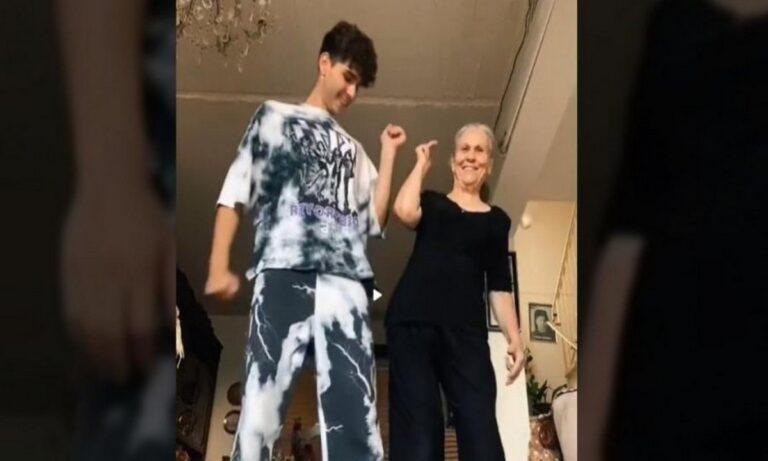 Γιαγιά από την Κύπρο έγινε viral χορεύοντας στο Tik Tok! (vids)