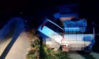 Γιάννενα: Απίστευτη διάσωση μετά από τροχαίο, κρατούσαν με τα χέρια αυτοκίνητο στο χείλος του γκρεμού για να σώσουν μια γυναίκα!