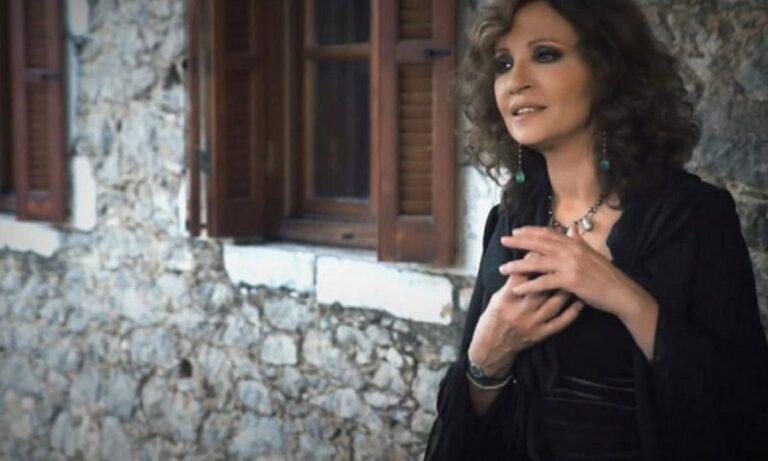 Γλυκερία: Νέο τραγούδι για τη σειρά του Μανούσου Μανουσάκη