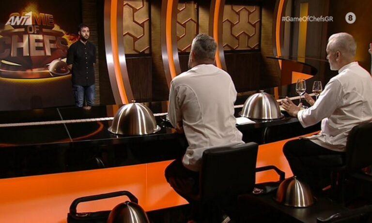 Game of Chefs: Έκρηξη των κριτών – «Έχεις έπαρση και ο χαρακτήρας σου θέλει διόρθωση»