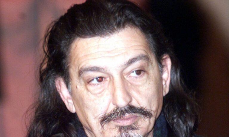 Έφυγε απο τη ζωή ο ηθοποιός Μιχάλης Γούναρης