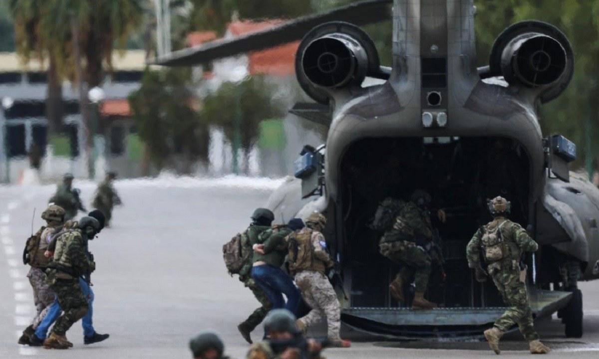 Ελληνοτουρκικά: Όλα τα τουρκικά μάτια στην άσκηση «Ηρακλής» - Απάντηση στην τουρκική επιθετικότητα