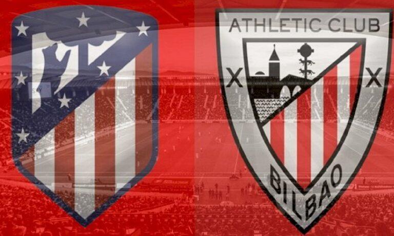 Ατλέτικο Μαδρίτης – Αθλέτικ Μπιλμπάο 0-0 (ΤΕΛΙΚΟ)