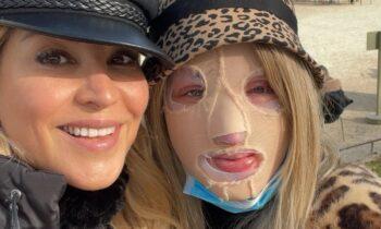 Επίθεση με βιτριόλι: Η Αννίτα Ναθαναήλ αποκάλυψε τη φιλία της με την Ιωάννα - Η φωτογραφία που δημοσίευσε