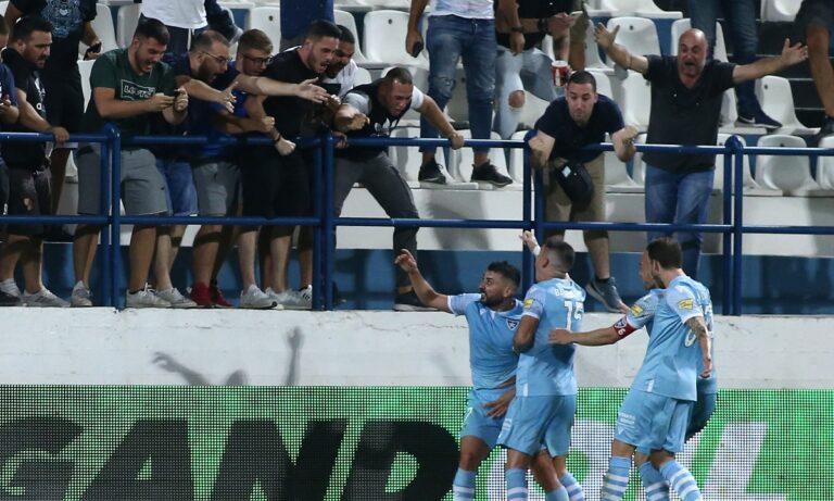 Άοσμαν: «Από τα καλύτερα γκολ της καριέρας μου»